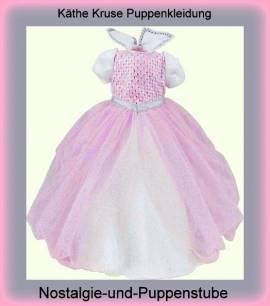 Puppen Kleidung Prinzessinkleid Ballkleid Madeleine für 40 cm Puppen Käthe Kruse 41614 - Bild vergrößern